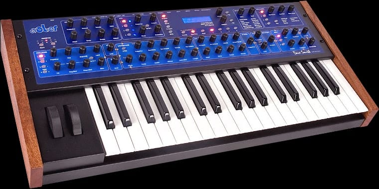 DSI Evolver Keyboard