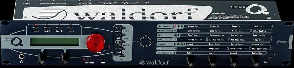 Waldorf MicroQ